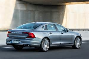 Volvo S90 2016 New Volvo S90 Saloon 2016 Review Pictures Auto Express
