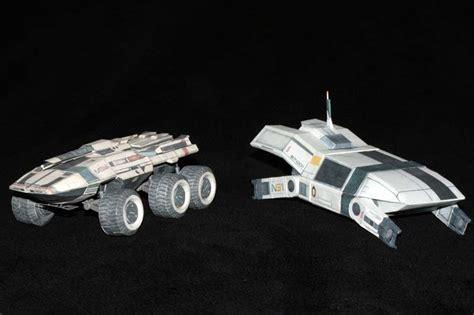 Mass Effect Papercraft - mass 2beffect 2b2 2bpapercraft 2bmako 2band 2bkodiak
