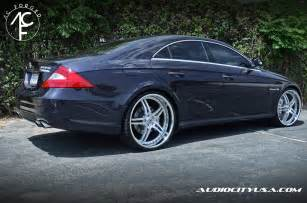 Mercedes Ac Mercedes Cls Amg Gets 22 Inch Ac Forged Wheels Autoevolution