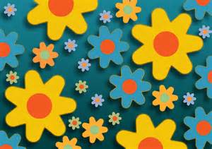 flower power dekoration kostenlose illustration flower power blumen zierde