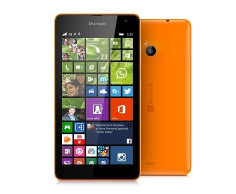 Microsoft Lumia 535 Erafone 1 tahun bersama l535ds windows portal indonesia