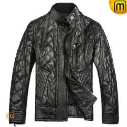 black quilted leather jacket for cw804052