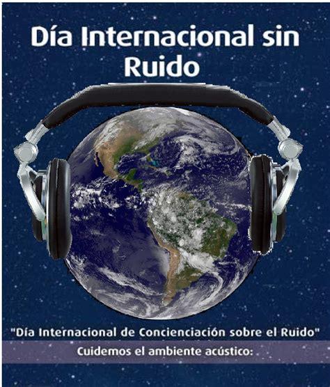 libro el ruido y la 27 de abril d 237 a internacional de concienciaci 243 n sobre el ruido centro nacional de metrolog 237 a