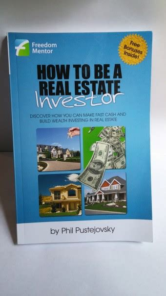 how to become a better real estate investor quot how to be a real estate investor quot freedom mentor review