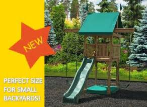 Small Playsets For Small Backyards by Pin By Lisa Dale On Backyard Ideas Pinterest