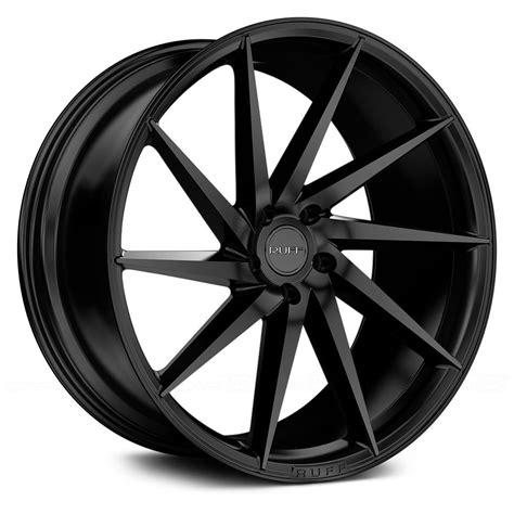 ruff ruff ruff racing 174 r2 wheels satin black rims