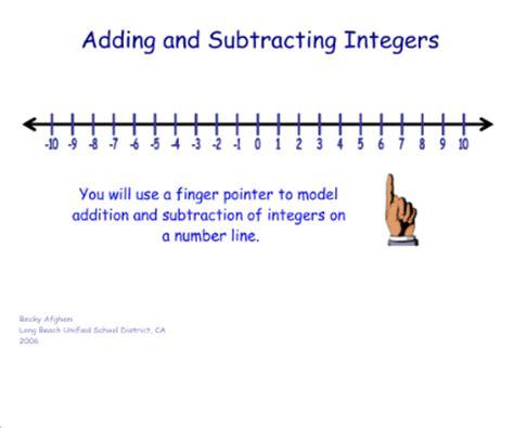 large printable number line integers javascript long integer phpsourcecode net