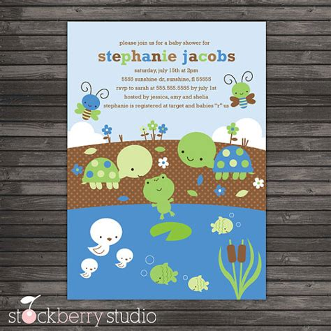 Turtles Baby Shower Theme by Turtle Themed Baby Shower The Best Theme For Celebration