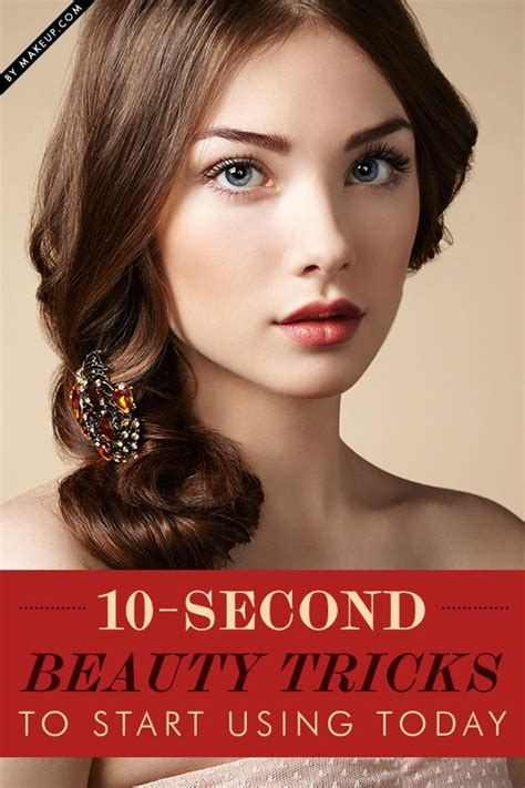 10 Second Secrets To Salon Hair 4 10 second tricks to start using today