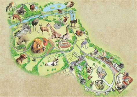 africa zoo map 30 best images about great days out on parks