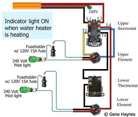 craft master water heater diagram for wiring a 240v