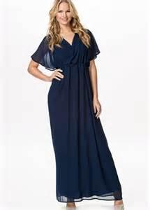 plus size chiffon maxi dresses 2017 trends