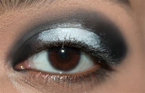 eyeshadow tutorial black and white black and white eyeshadow styles