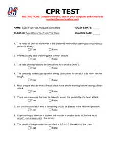 2014 acls test and answers