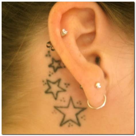 ear tattoo designs 50 awesome the ear tattoos