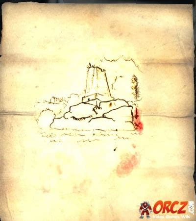 skyrim treasure map iii orcz com the video games wiki