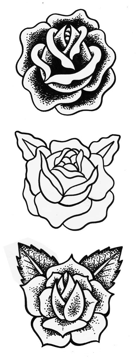 old school tattoo outlines old school tattoo outlines pictures to pin on pinterest