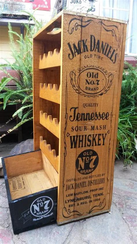 jack daniels home decor other home decor wine rack wooden jack daniel s a