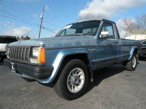 Jeep Commanche For Sale Used Jeep Comanche For Sale Carsforsale