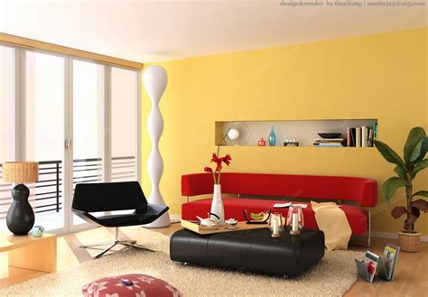 yellow room interior inspiration  rooms