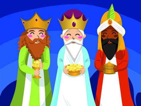 imagenes de los reyes magos con el niño jesus los reyes magos llevaron regalos al ni 241 o dios