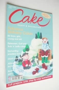 Cake Decorations Vol 3 I 2012 miscellaneous magazine back issues magazines for