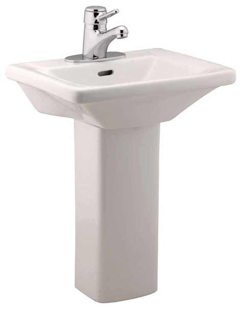 Pedestal Sink Width Pedestal Sinks White China Weewash Child Size Pedestal
