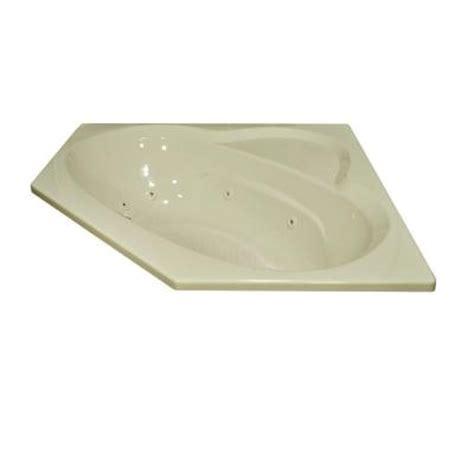 lyons industries bathtubs lyons industries classic 5 ft whirlpool bath tub in