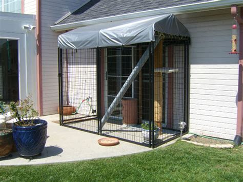 cat patio i designed and built my dream catio and you can too