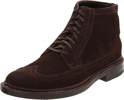 cole haan cole haan mens jayhawker ankle boot in brown for