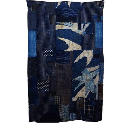 tie dye futon cover antique japanese boro indigo cotton futon cover indigo