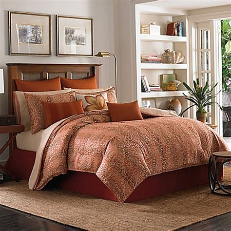 king paisley comforter set buy tommy bahama 174 prince of paisley california king