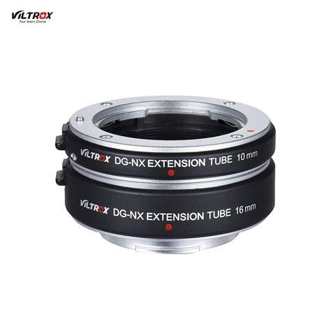 Kamera Samsung Nx viltrox dg nx automatische extension 10mm und 16mm autofokus f 252 r samsung nx berg mirrorless