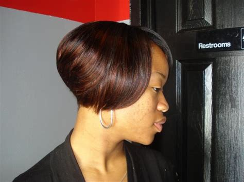 25 fabulous sew in hairstyles new life of your hair bob sew in hairstyle short bob sew in short hairstyle 2013