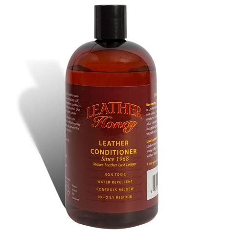 Conditioner For Leather by Leather Conditioner Leather Honey