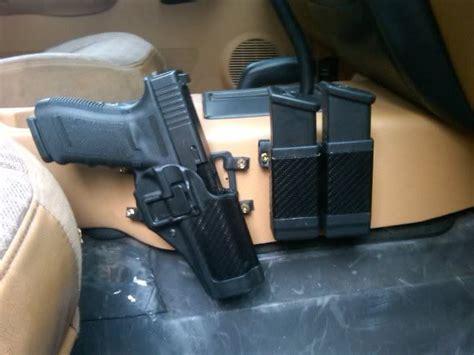tactical jeep grand cherokee center console gun mount jeep cherokee xj mods
