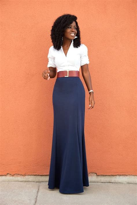 25 best ideas about maxi skirt work on maxi