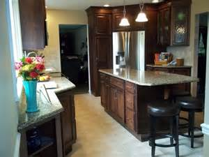 Kitchen Design Specialists by Corner Refrigerator Kitchen Renovation Traditional