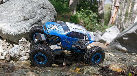 R C Rock Crawler 4wd Offroad 4x4 Rally Car 1 16 ecx temper 1 18 4wd rock crawler electrix rc ecx01003i