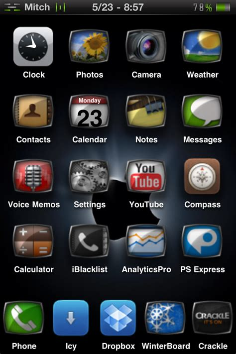 names of themes in cydia top cydia themes 2011