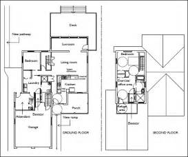 Accessible House Plans by Accessible Housing By Design House Designs And Floor