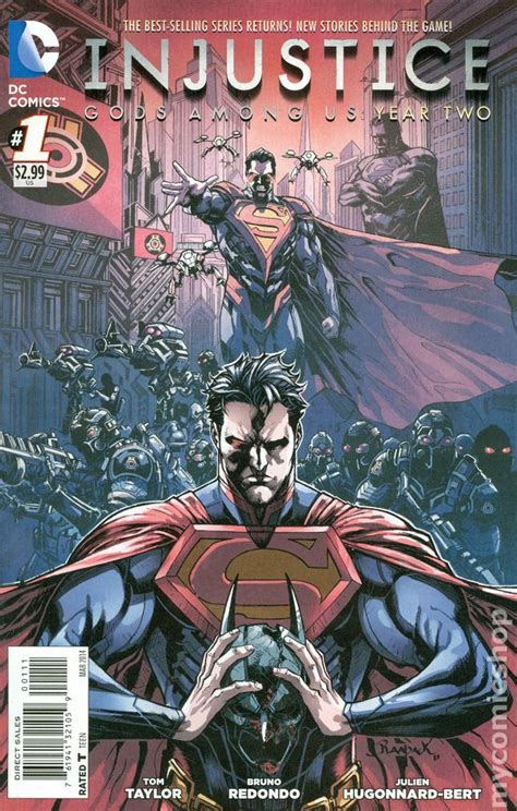 injustice books injustice gods among us year two 2013 comic books