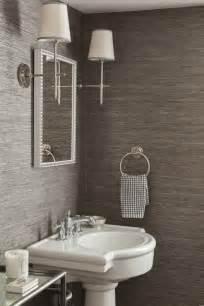 Wallpapered Bathrooms Ideas inspirational powder room designs powder room design pedestal and