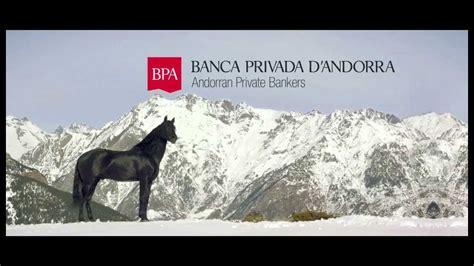 banco de andorra banca privada d andorra pura banca privada 2013