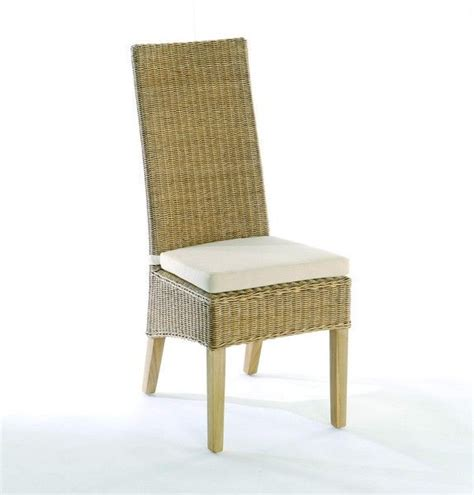 chaise en rotin ikea chaise rotin clara naturel patin 233