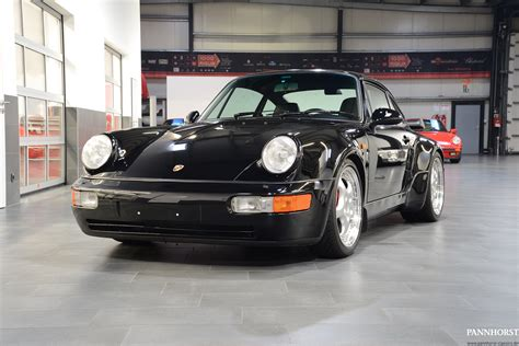 Porsche 911 Turbo 964 by 1993 Porsche 911 964 Turbo Porsche 964 Turbo Ii 3 6