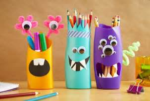 Decorating Old Bottles Monstrously Fun Diy Pencil Holders P Amp G Everyday P Amp G