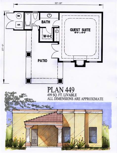 garage guest house plans garage plan with guest house house plans home designs