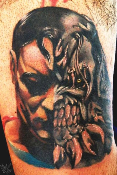 doomsday tattoo superman doomsday by maxi tattos by maxi