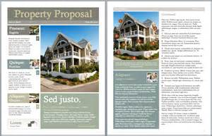 Real Estate Development Template by Real Estate Template Microsoft Office Templates